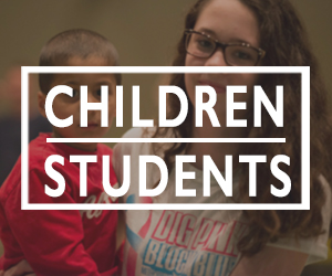 Learn how children and students connect at Ginger Creek Church