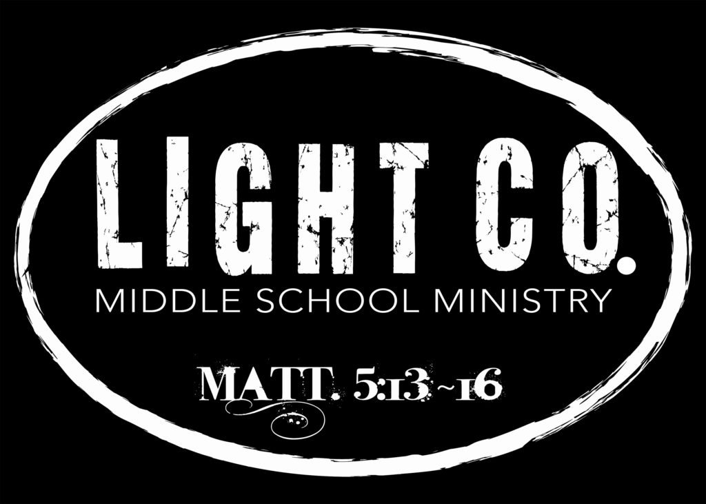 Middle School Ministry Group (Light Co)