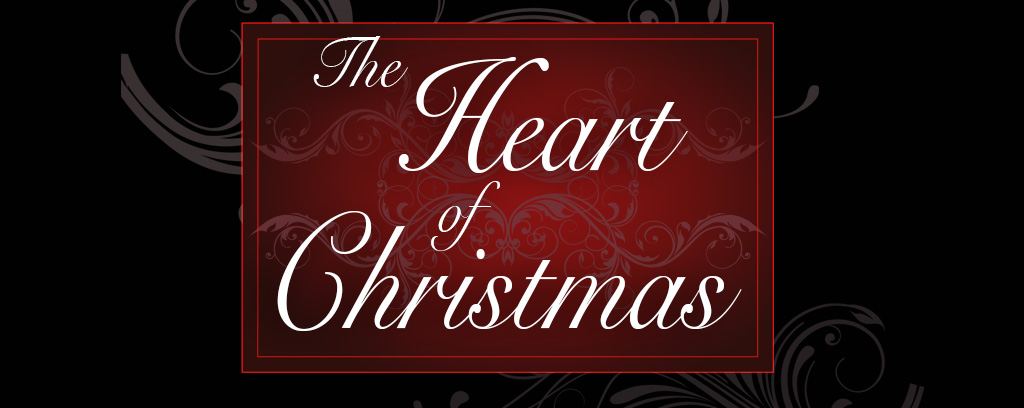 The Heart Of Christmas.The Heart Of Christmas Ginger Creek Church In Aurora Il